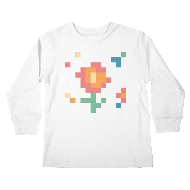 Gardenvaders Kids Longsleeve T-Shirt by Rocket Artist Shop