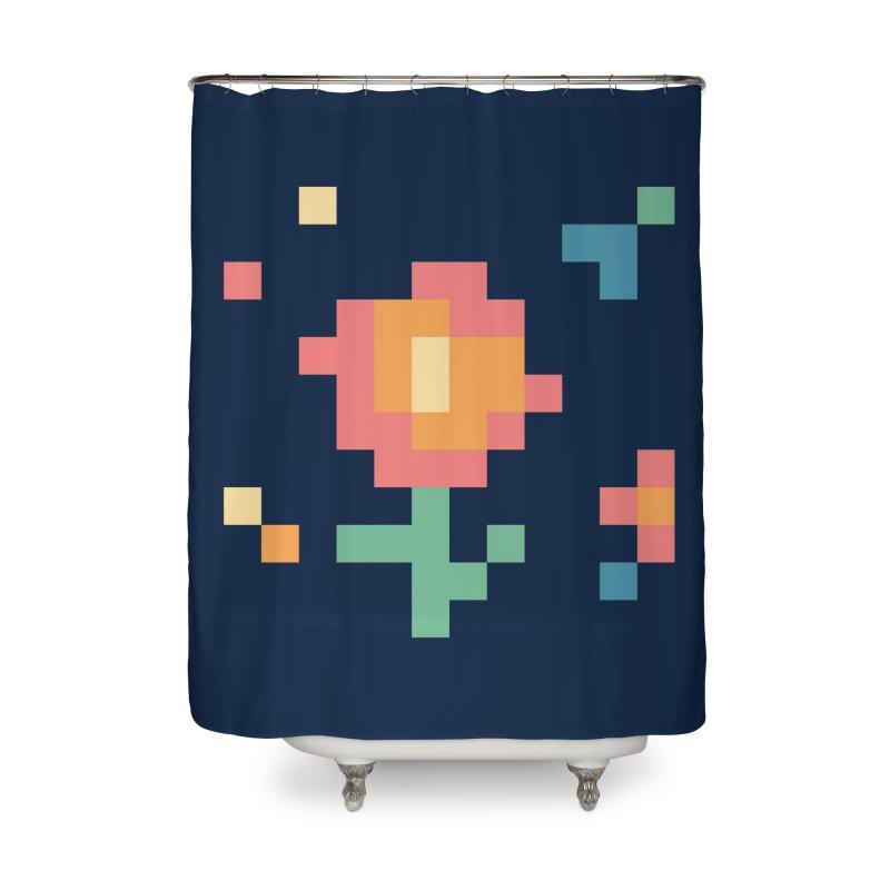 Gardenvaders Home Shower Curtain by Rocket Artist Shop