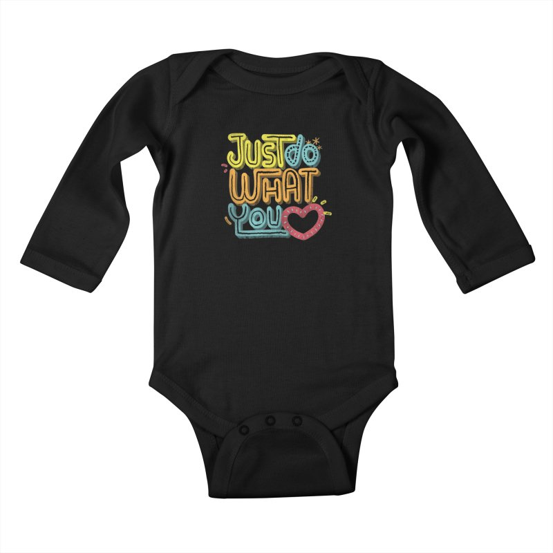 THE FORMULA Kids Baby Longsleeve Bodysuit by Rocket Artist Shop