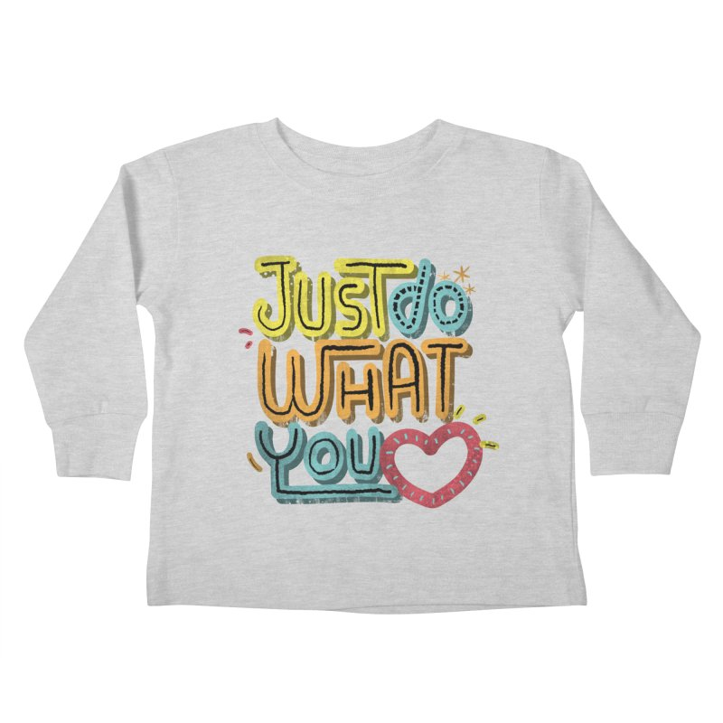 THE FORMULA Kids Toddler Longsleeve T-Shirt by Rocket Artist Shop