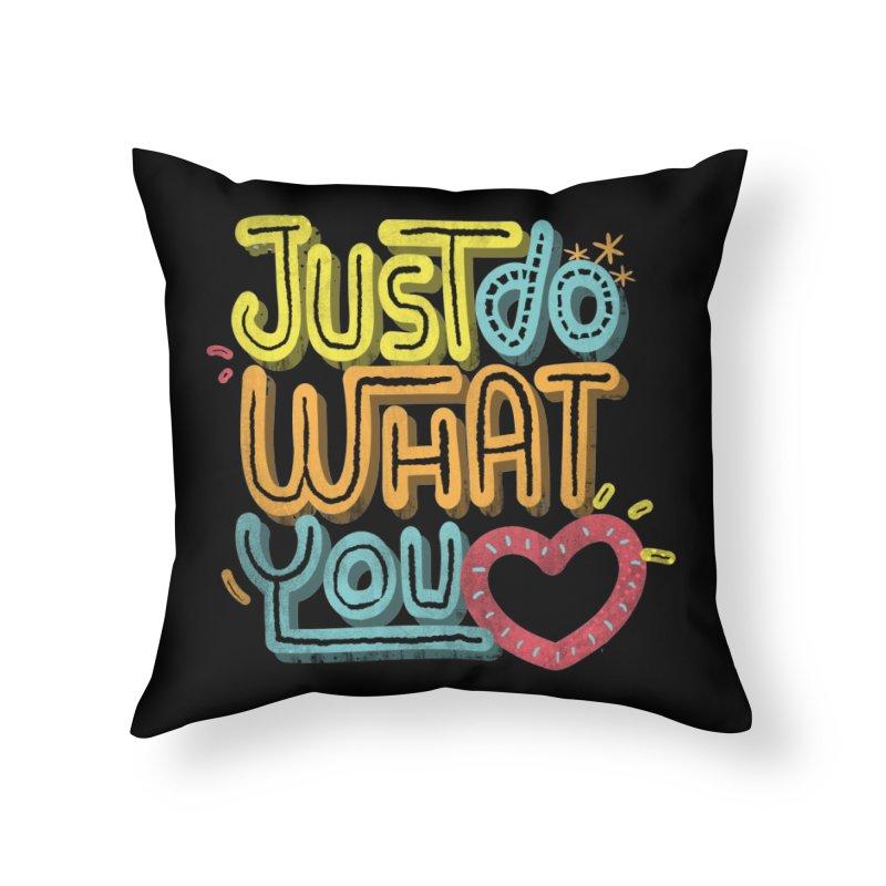 THE FORMULA Home Throw Pillow by Rocket Artist Shop