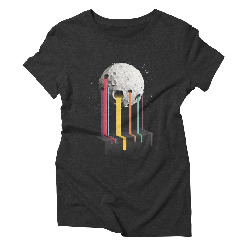 RainbowMoon   by Rocket Artist Shop