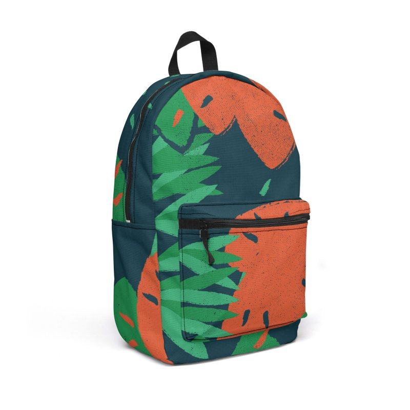 Tropical Mood Accessories Backpack Bag by Rocket Artist Shop