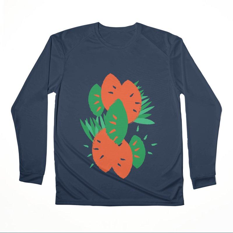 Tropical Mood Men's Performance Longsleeve T-Shirt by Rocket Artist Shop