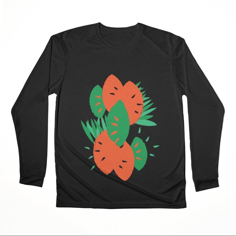 Tropical Mood Men's Longsleeve T-Shirt by Rocket Artist Shop
