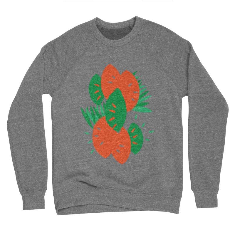 Tropical Mood Men's Sponge Fleece Sweatshirt by Rocket Artist Shop