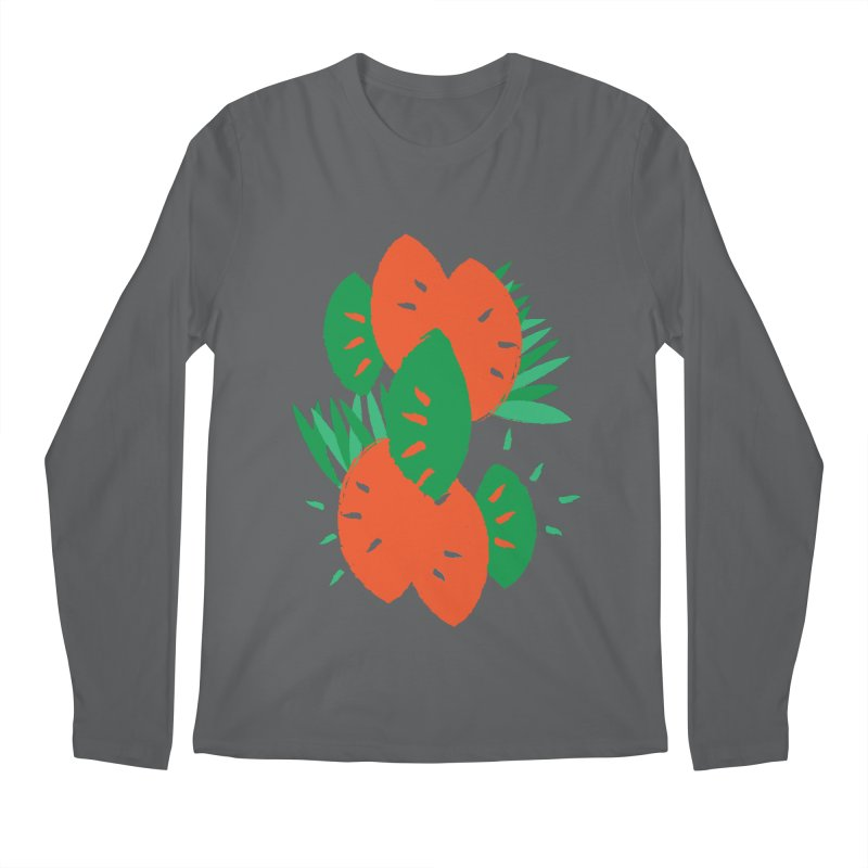 Tropical Mood Men's Longsleeve T-Shirt by Rocket Artist Shop