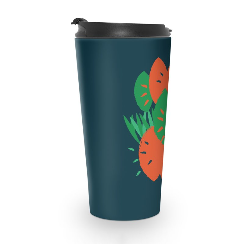 Tropical Mood Accessories Travel Mug by Rocket Artist Shop