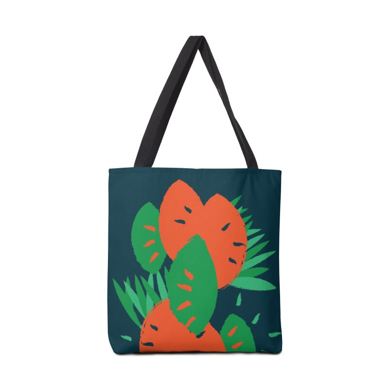 Tropical Mood Accessories Tote Bag Bag by Rocket Artist Shop