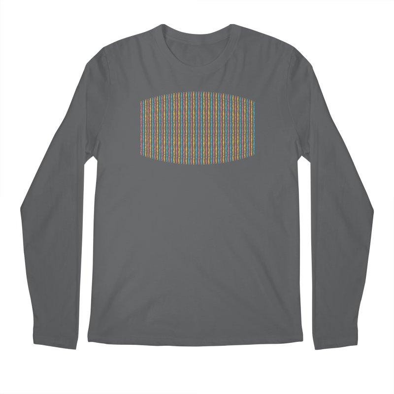 Stripped Men's Longsleeve T-Shirt by Rocket Artist Shop