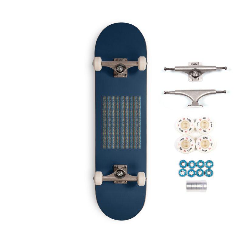 Stripped Accessories Complete - Premium Skateboard by Rocket Artist Shop