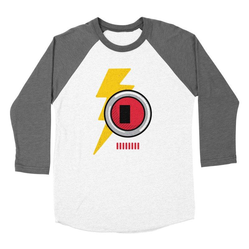 ROBOT BOWIE Women's Longsleeve T-Shirt by Rocket Artist Shop
