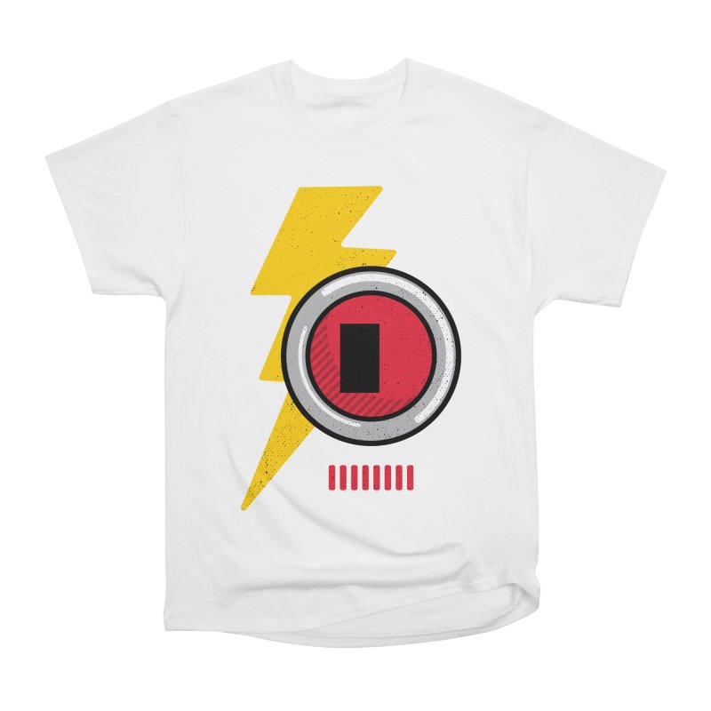 ROBOT BOWIE Men's T-Shirt by Rocket Artist Shop
