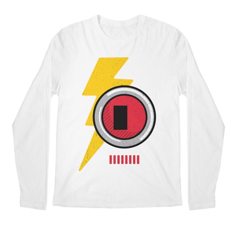 ROBOT BOWIE Men's Longsleeve T-Shirt by Rocket Artist Shop