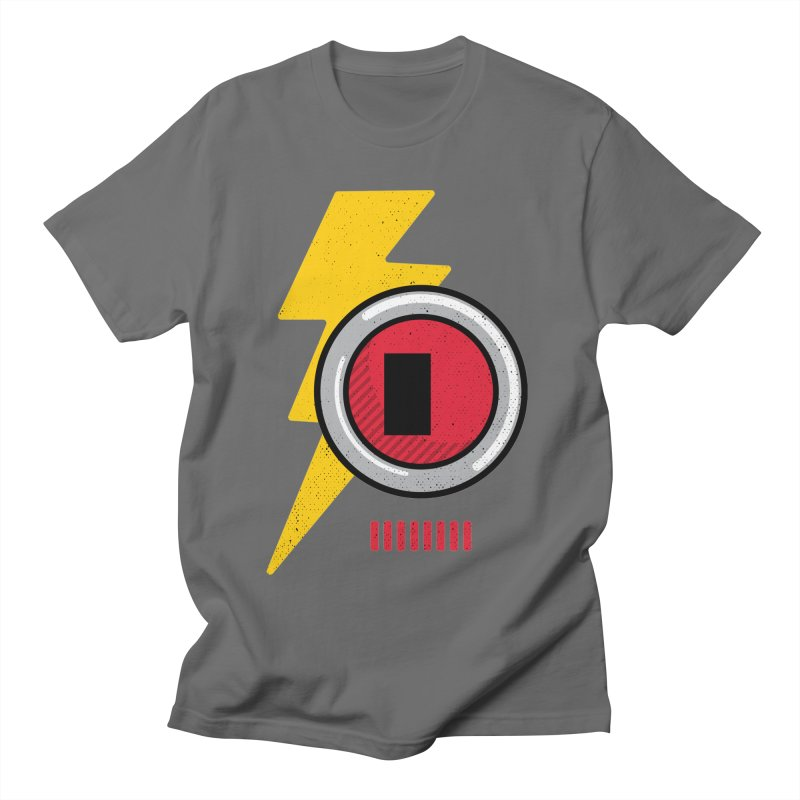 ROBOT BOWIE Men's T-Shirt by Rocket Artist Shop