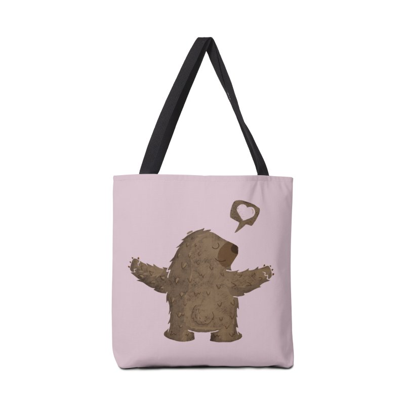 Gimme a hug! Accessories Bag by Rocket Artist Shop