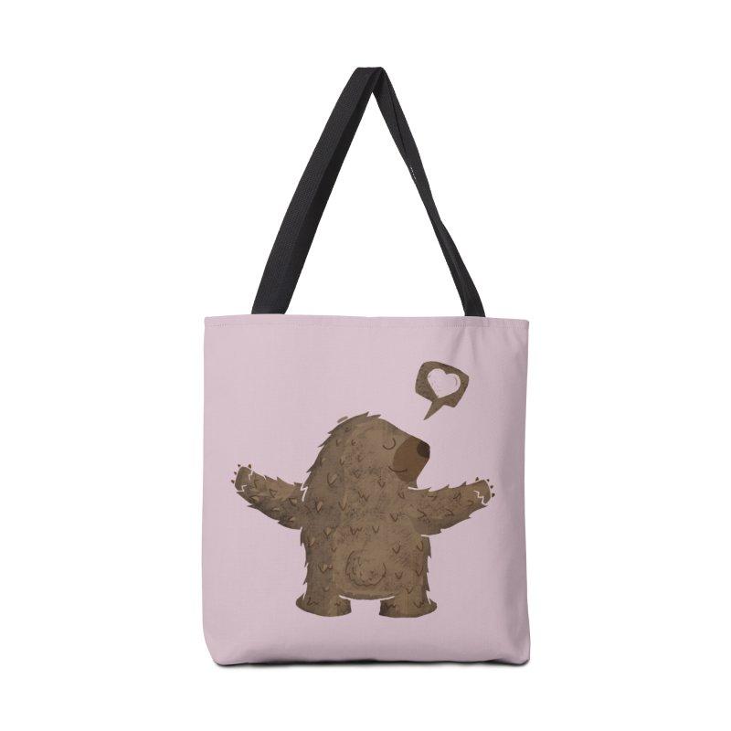 Gimme a hug! Accessories Bag by Rocket Artist Shop