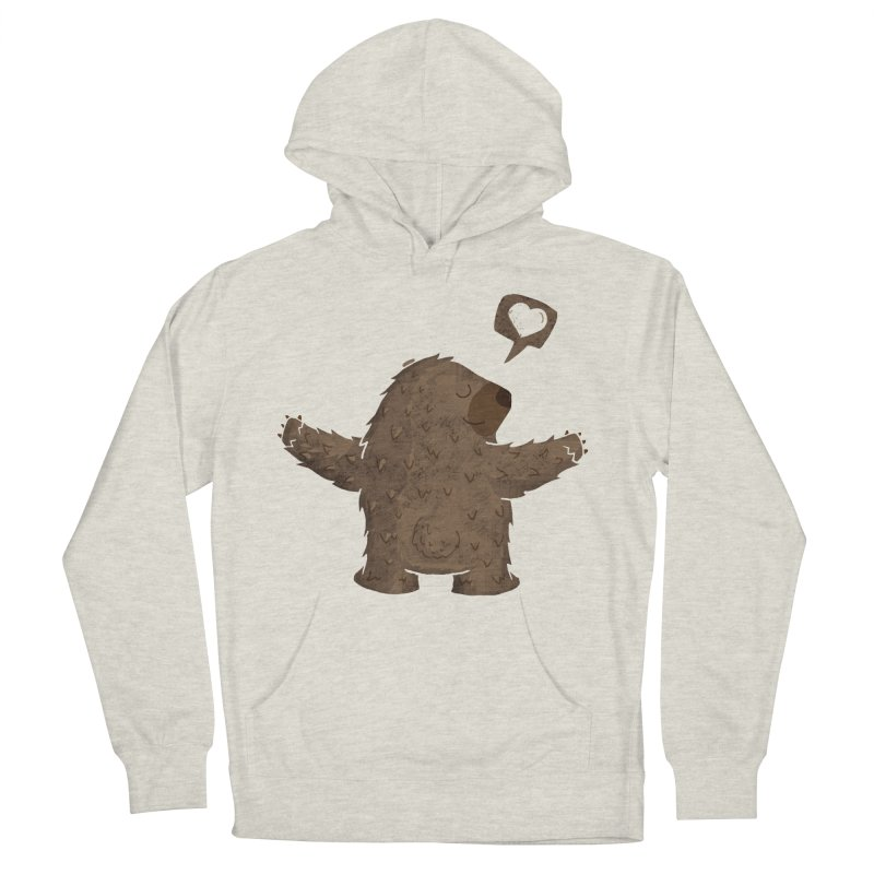 Gimme a hug! Men's Pullover Hoody by Rocket Artist Shop