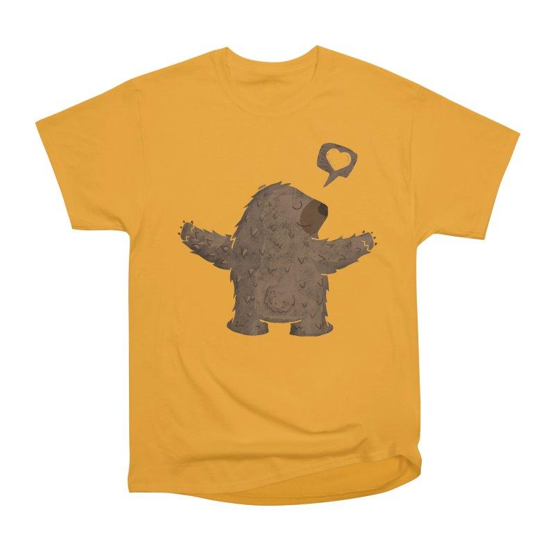 Gimme a hug! Women's Classic Unisex T-Shirt by Rocket Artist Shop