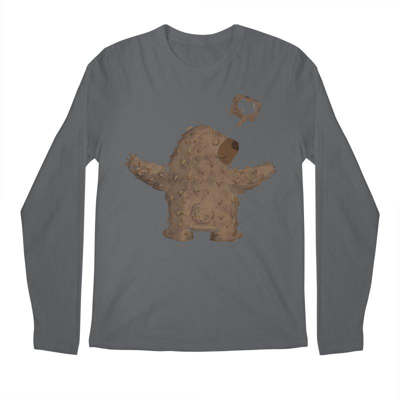 Gimme a hug! Men's Longsleeve T-Shirt by Rocket Artist Shop