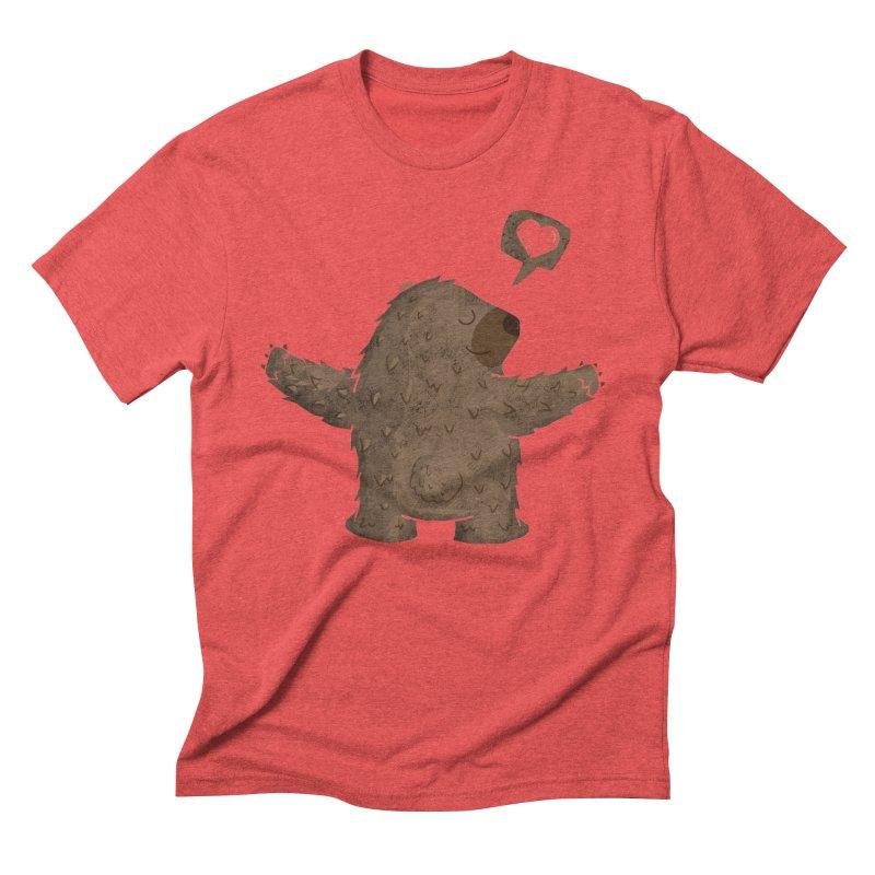 Gimme a hug! Men's Triblend T-shirt by Rocket Artist Shop