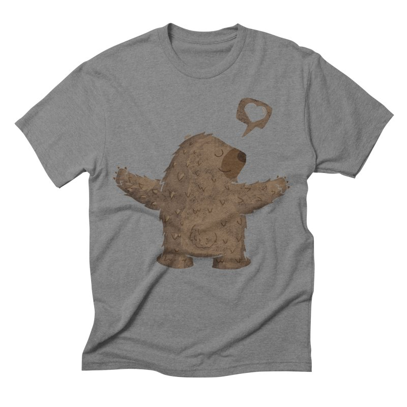 Gimme a hug! Men's Triblend T-shirt by Rocket Artist Shop