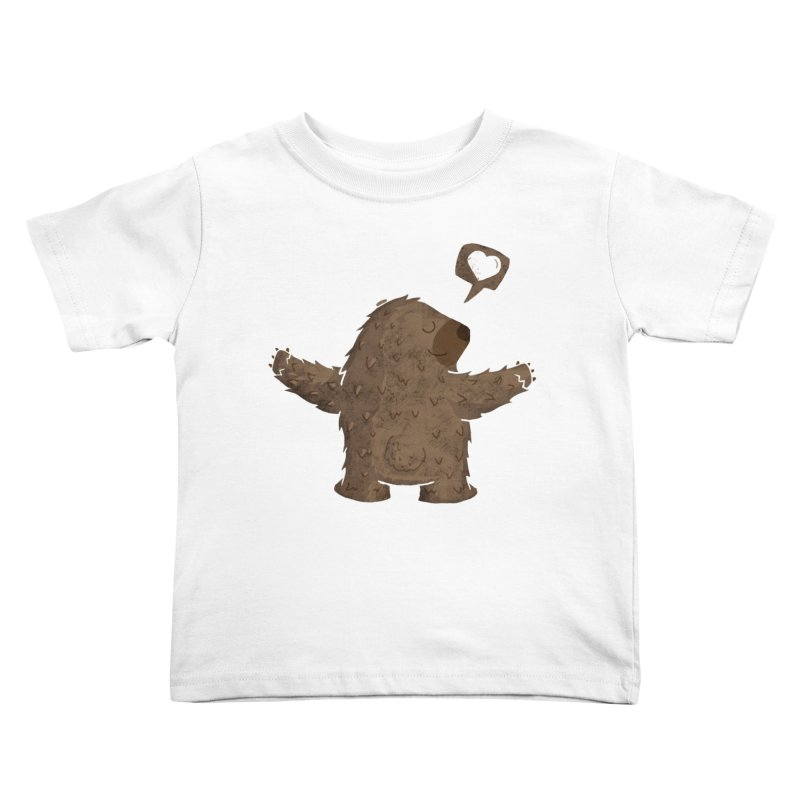 Gimme a hug! Kids Toddler T-Shirt by Rocket Artist Shop