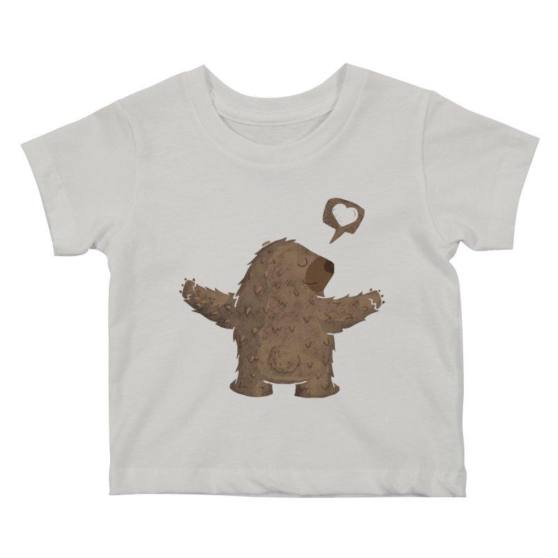Gimme a hug! Kids Baby T-Shirt by Rocket Artist Shop