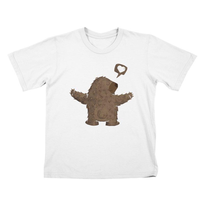 Gimme a hug! Kids Toddler T-Shirt by Rocket Artist Shop