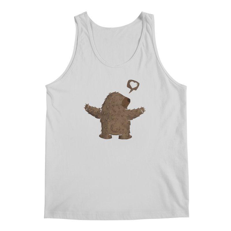 Gimme a hug! Men's Tank by Rocket Artist Shop