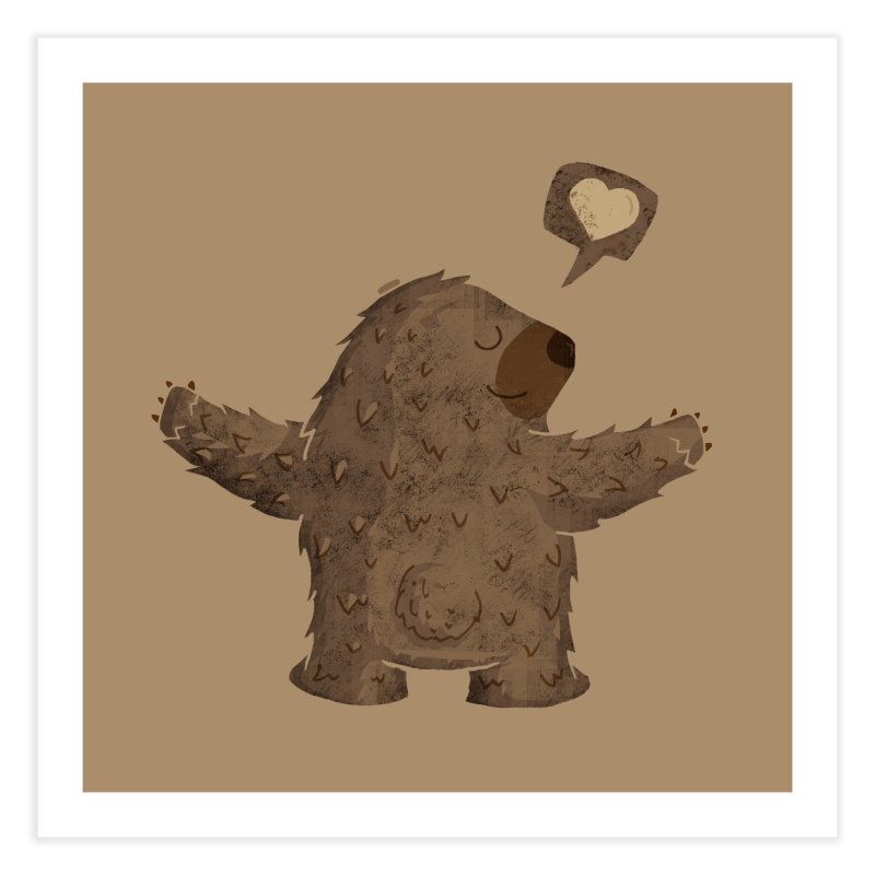 Gimme a hug!   by Rocket Artist Shop