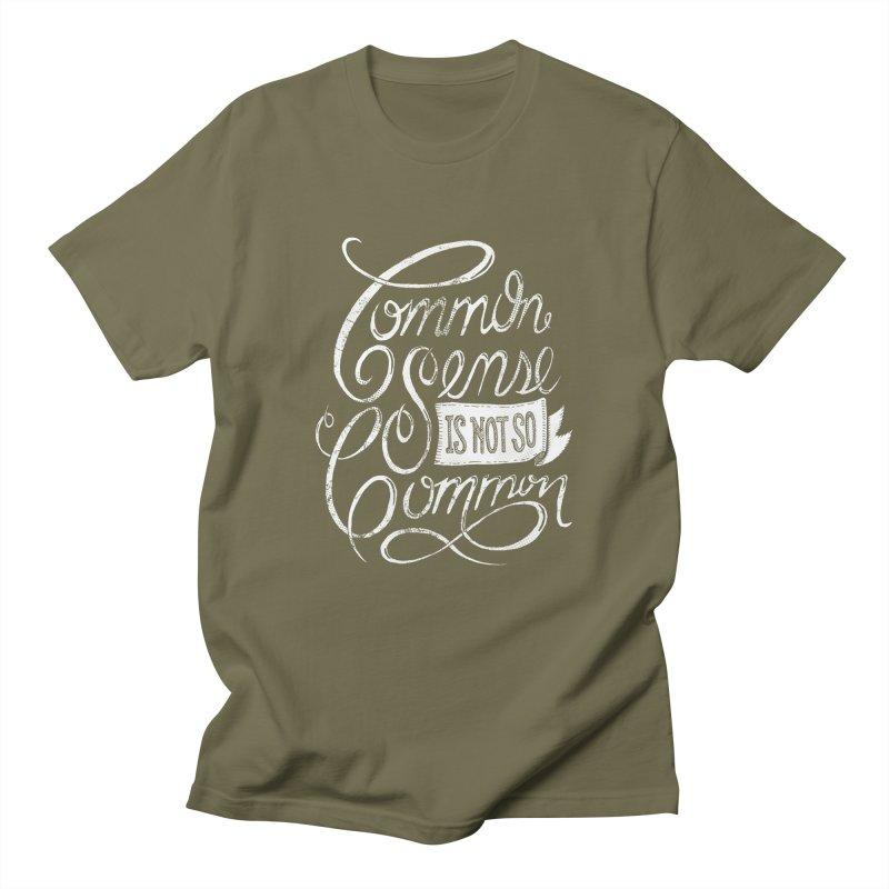 UNCOMMON Men's T-shirt by Rocket Artist Shop