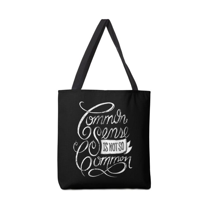 UNCOMMON Accessories Bag by Rocket Artist Shop