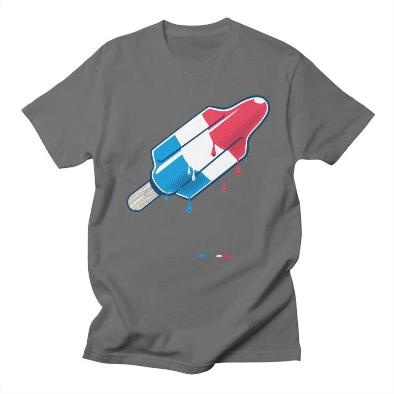 Drops Men's T-shirt by Rocket Artist Shop
