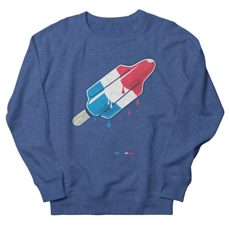 Drops Men's Sweatshirt by Rocket Artist Shop
