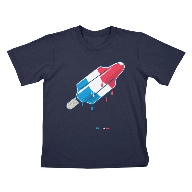 Drops Kids Toddler T-Shirt by Rocket Artist Shop