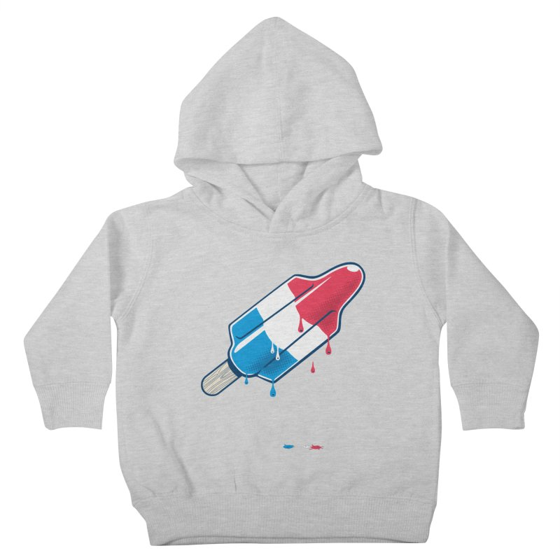 Drops Kids Toddler Pullover Hoody by Rocket Artist Shop