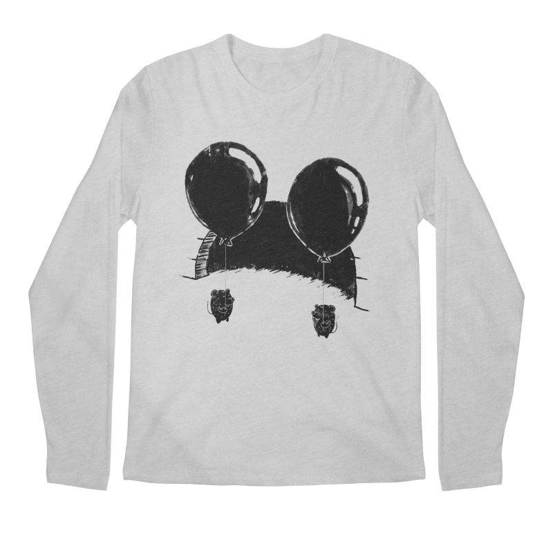 M.M. Men's Longsleeve T-Shirt by Rocket Artist Shop