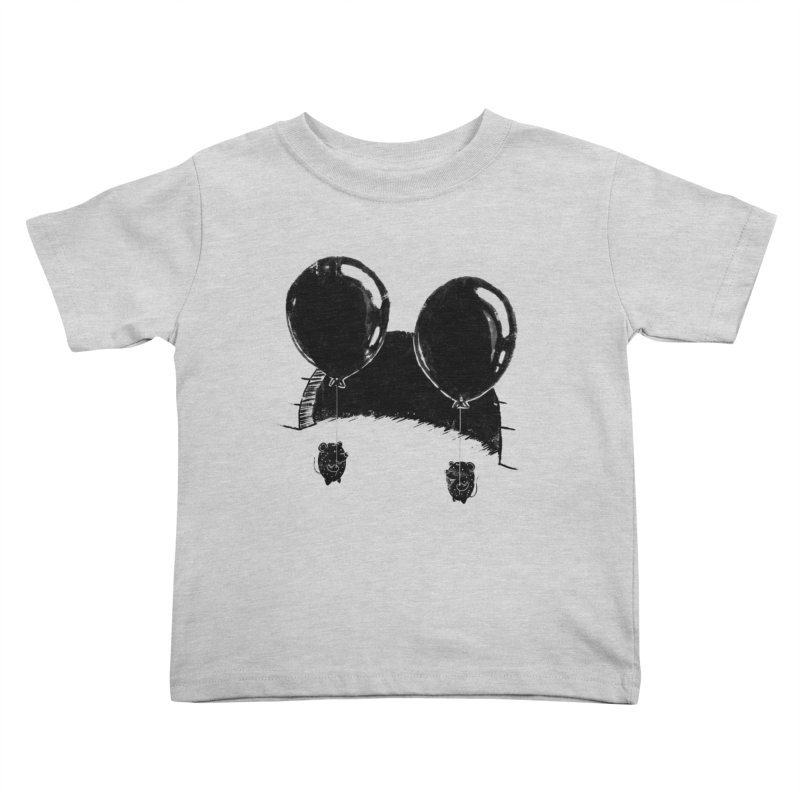 M.M. Kids Toddler T-Shirt by Rocket Artist Shop