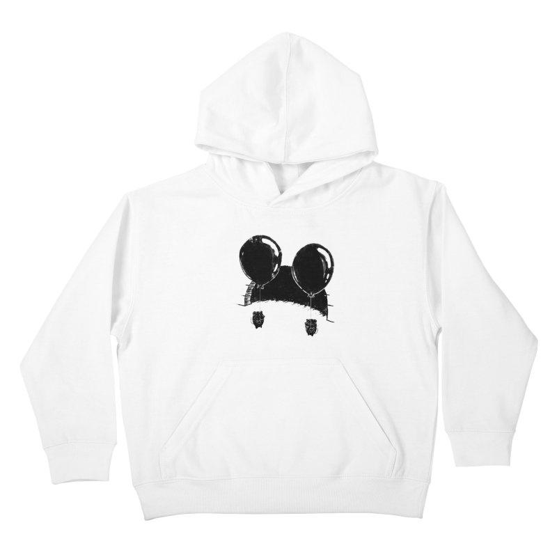 M.M. Kids Pullover Hoody by Rocket Artist Shop