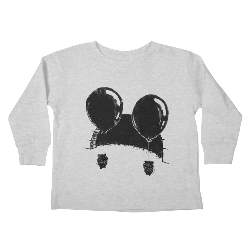 M.M. Kids Toddler Longsleeve T-Shirt by Rocket Artist Shop