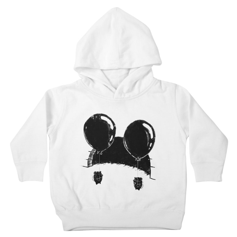 M.M. Kids Toddler Pullover Hoody by Rocket Artist Shop