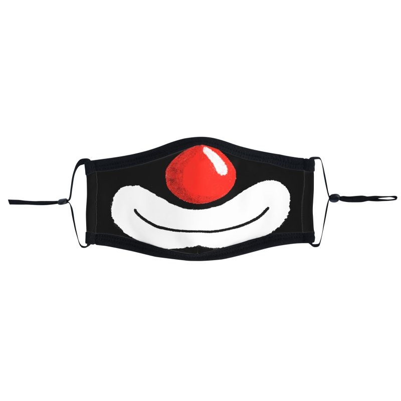 Keep Smile Accessories Face Mask by Rocket Artist Shop