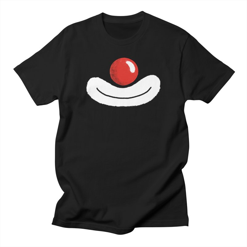 Keep Smile Men's T-Shirt by Rocket Artist Shop