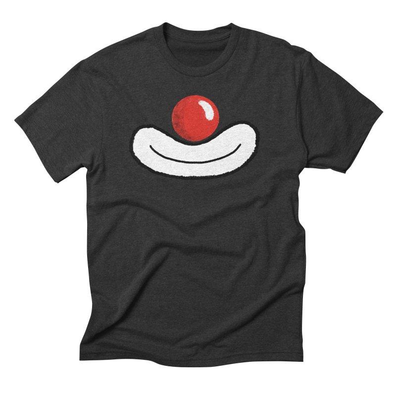 Keep Smile Men's T-Shirt by Rocket Artist Shop