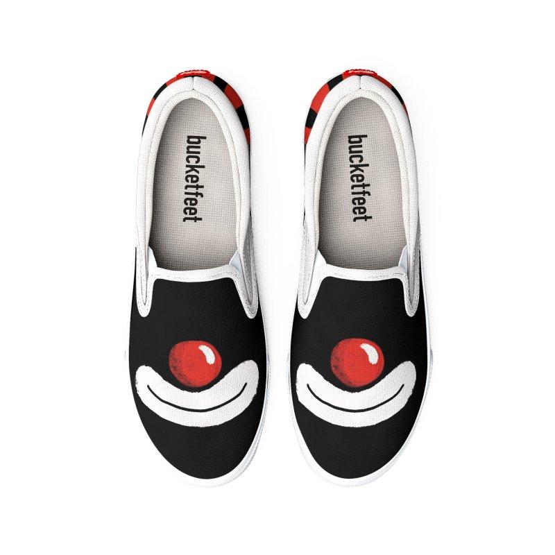 Keep Smile Women's Shoes by Rocket Artist Shop
