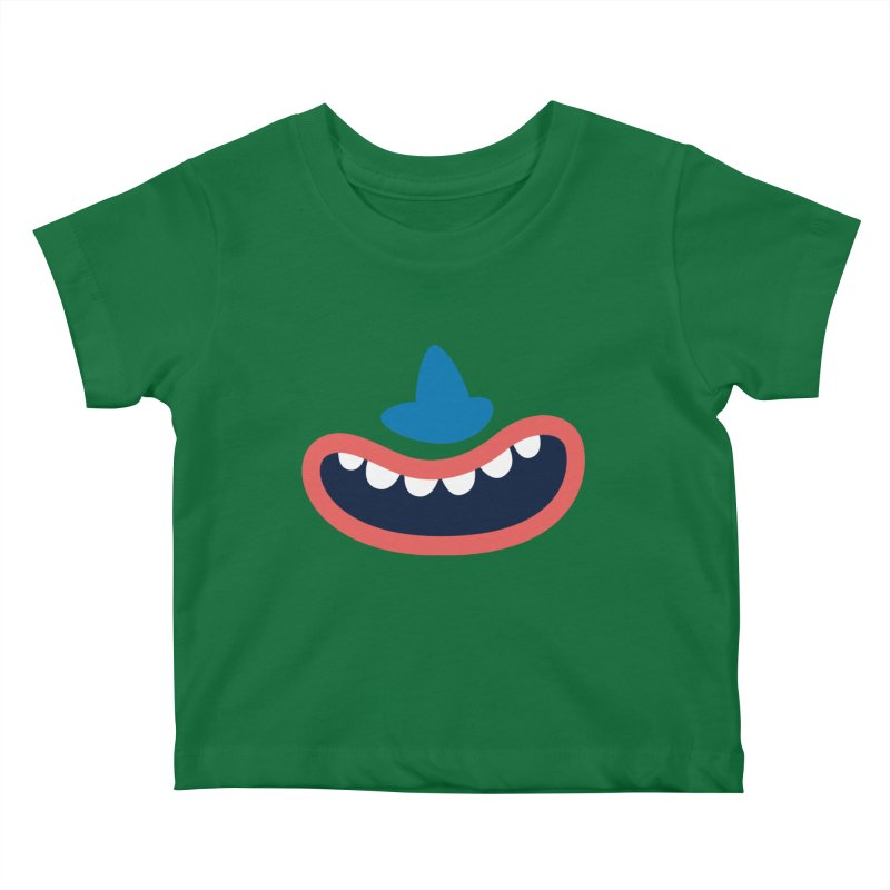 Keep the fun Kids Baby T-Shirt by Rocket Artist Shop