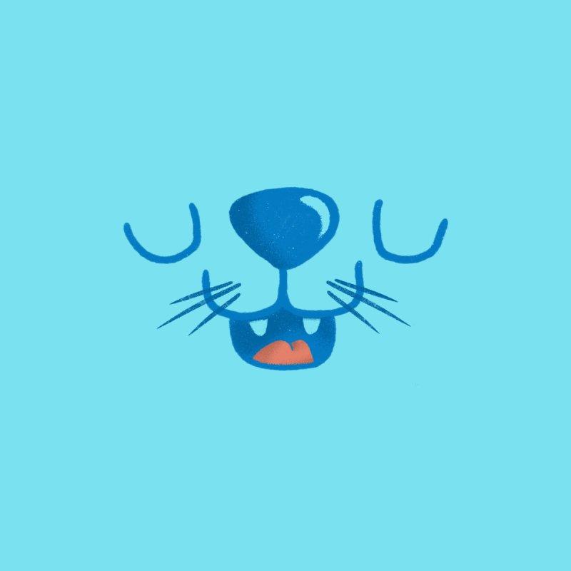 Cat Smile Accessories Sticker by Rocket Artist Shop