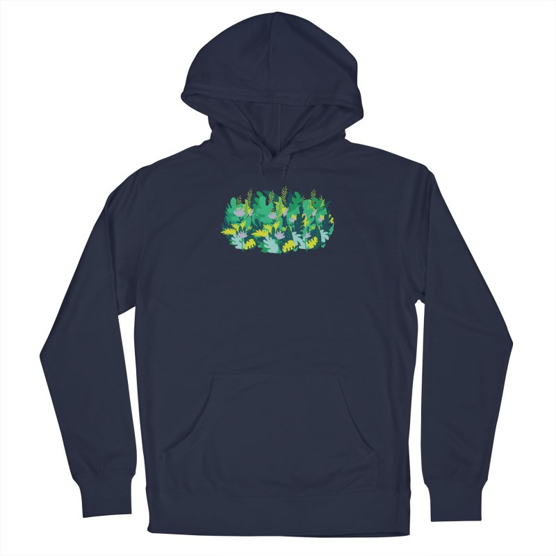 IN THE JUNGLE Men's Pullover Hoody by Rocket Artist Shop