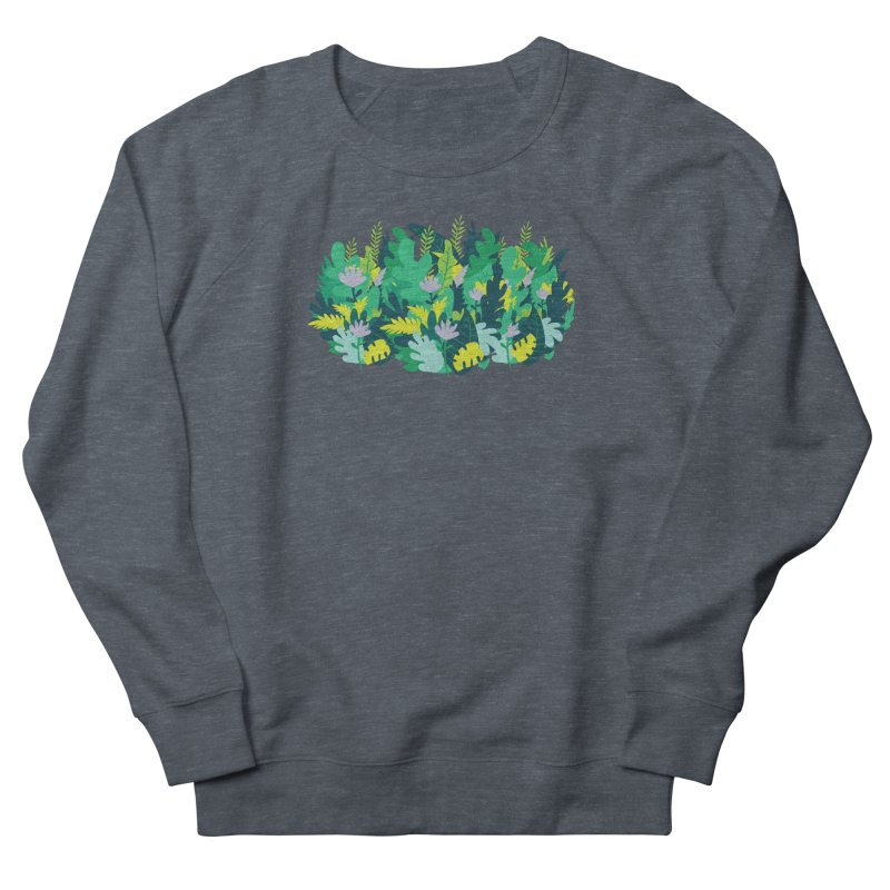 IN THE JUNGLE Men's Sweatshirt by Rocket Artist Shop